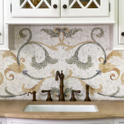 Tamsin sink backsplash